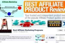 Best Affiliate Marketing Programs / by Dan Anton