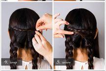 Hair / hair_beauty / by Bettina Grimm