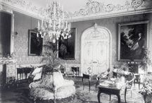 Downton Abbey Drawing Room / by Linda Merrill Decorative Surroundings