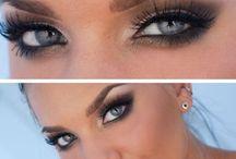 Eye Makeup / by Carol Ellison