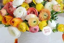 Table decor and setting / by Jalet Farrell