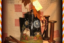 Handpainted Tea/Coffee Pots/Cups / by Janet Womack