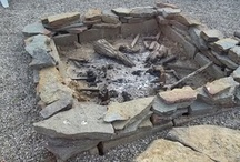 Fire pits / by Lisa Smith