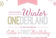 Idea's for Ava's 1st Birthday! / by Heather Moors