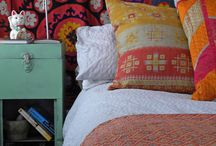 Master Bedroom Ideas / by Jessica Ball