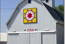 barn quilts / by JOHNNIE GRAHAM