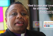 Many Voices Visibility Campaign / The Many Voices Visibility Campaign exists to foster dialogue about creating a gay and transgender movement within the Black church. / by Many Voices
