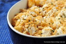 Cooking - Casseroles / by Carol Newton