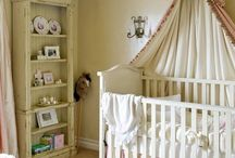 Baby Girl Nursery / baby girl nursery, baby girl cribs, baby girl bedding, nursery design / by Tracy Svendsen
