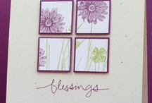 Cards - stamping et al / by Terry Ivan