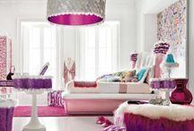 Bedrooms! / by Moriah W