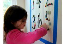 Preschool - Math / Math activities / by Mikayla Dreyer