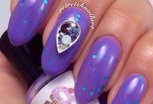 nail / super pretty nails!!!!! / by Bebe Cloaninger