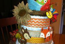 Holli baby shower / Woodland baby shower / by Heather Shoemaker