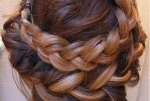 Braided hairstyles ✌️ / by Alicia Rangel