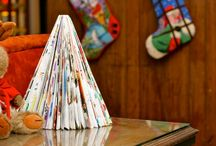 Christmas Paper Crafts & Printables / by Zombie Leah