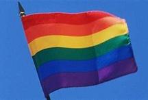 <3 rainbow pride <3 / by Renae Dillon