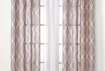 Window Treatments / by Katie Wilkins