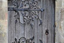 Doors~Gates~Windows / by Maria Saulsbury