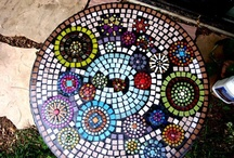 mosaic designs / by The Urban Domestic Diva (Flora C.)