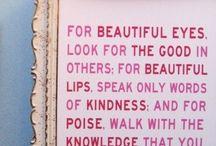 Quotes / by Jasmine Samani