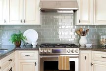 Kitchens  / by Alexandra Holliday Toppins