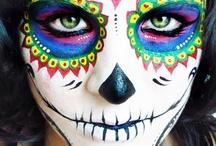 Halloween & Dia de Muertos / by Aniria R