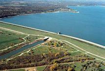Federal Dams in Kansas / by Kansas Dams