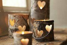 Candles!!!! <3 / by Mel Cuevas