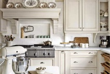 Kitchens / by Ashley Flowers
