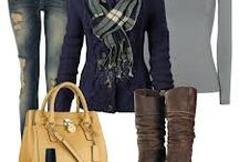 Outfits / by Vita Torchilo