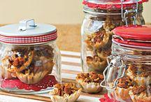 Pecan Pie - variations on the theme / by Sarah Layne