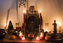 ~ALTaRs ,SHriNes and SaCreD SPacE ~ / by ⭐Goldenwings⭐
