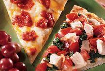 Pizza!/Flatbread / by Karen Case