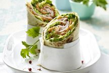 Wraps and Sandwhiches / by Becky Jones