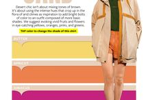 Live in Color blog design / by Morgan Frazier