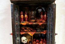 ^v^ Haunted Miniatures ^v^ / by Michelle Cargle