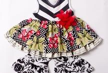 Hallie girls clothes / by Jasmine LaGore