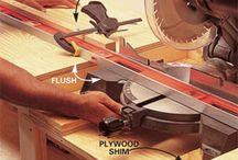 Woodworking projects / by Jeanne Wissmann