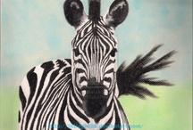 Zebra Prints / by Maliyah Gamotan