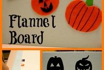 Flannel Board Ideas / by Shelly