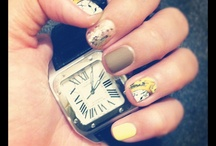 nail art / by faibe :3