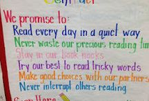 Reader's Workshop, Daily Five, & The CAFE / by Sarah Ann