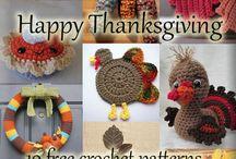 Crochet - Thanksgiving / by Vegan Sidda