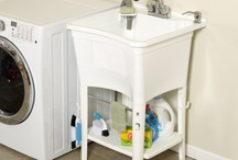 Laundry Tubs / Ergonomically developed utility tubs and drop in sinks to help ease common chores! / by Zenith Products Corporation