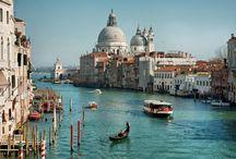 Italy / Hotspots to hit / by Kailin Hu