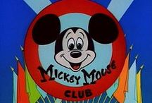 """Wonderful World of Disney"" / Who's the leader of the club that's made for you and me! M-I-C-K-E-Y MOUSE! Hey there! Hi there! Ho there! You're as welcome as can be! M-I-C-K-E-Y MOUSE Mickey Mouse! Mickey Mouse! Forever let us hold our banner high, high, high, high! Come along, and sing a song, and join the jamboree. M-I-C-K-E-Y MOUSE! / by Kathleen Costa"