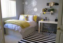 Bedroom ideas / by Jaundis Roxas