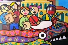 Bumba meu boi / by Fernanda Klee de Vasconcellos