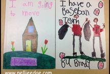 Publishing Kid Writing Books / by Nellie Edge